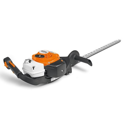 stihl cortasetos gasolina hs 87 r cuchilla simple de poda 750 mm.
