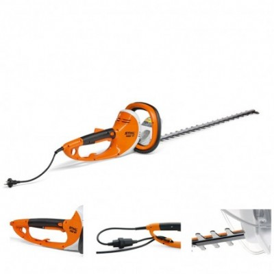 stihl cortasetos electrico hse 71 cuchilla doble 700 mm.