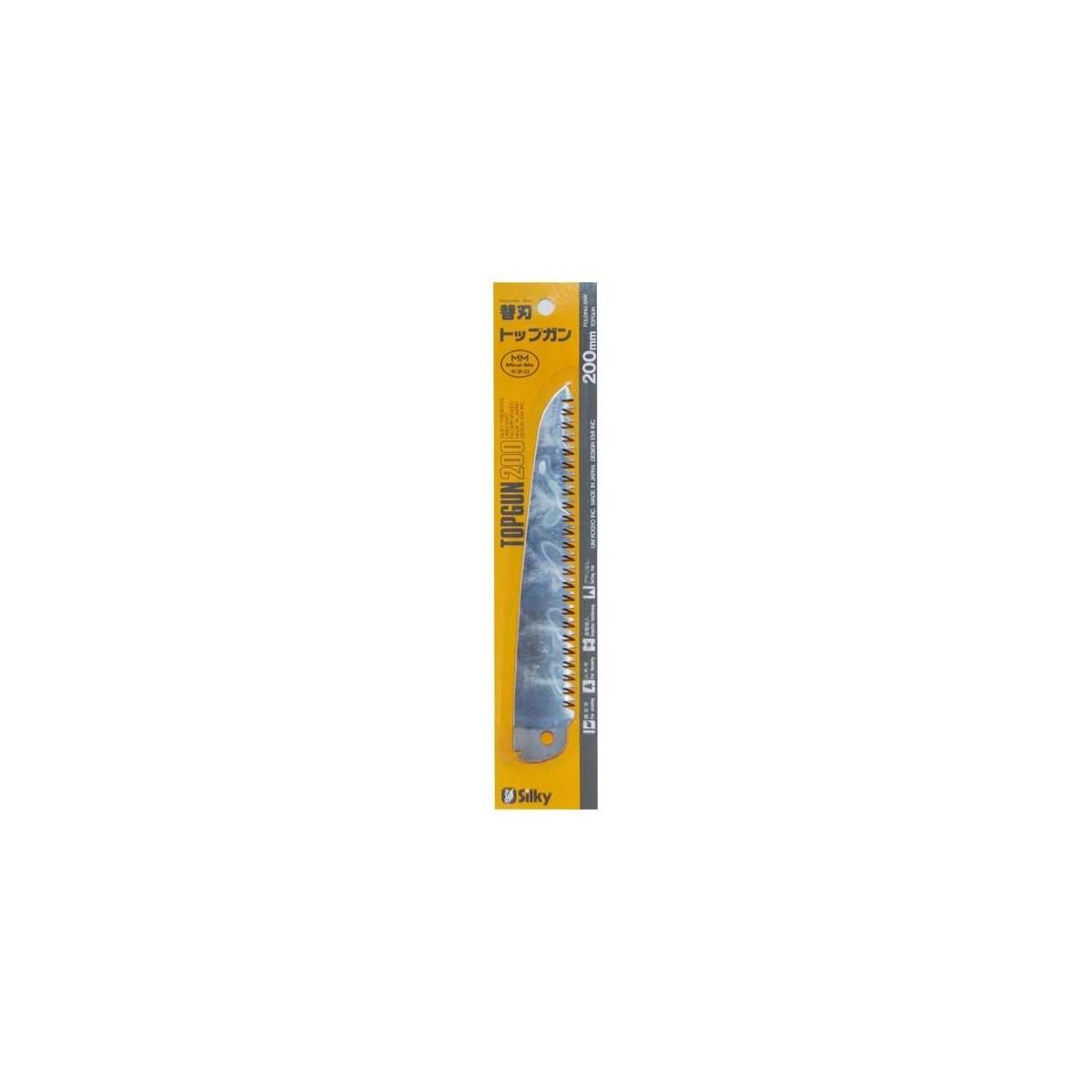 silky cuchilla recambio topgun 200