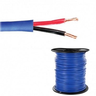cable para decodificadores pe azul 2x2