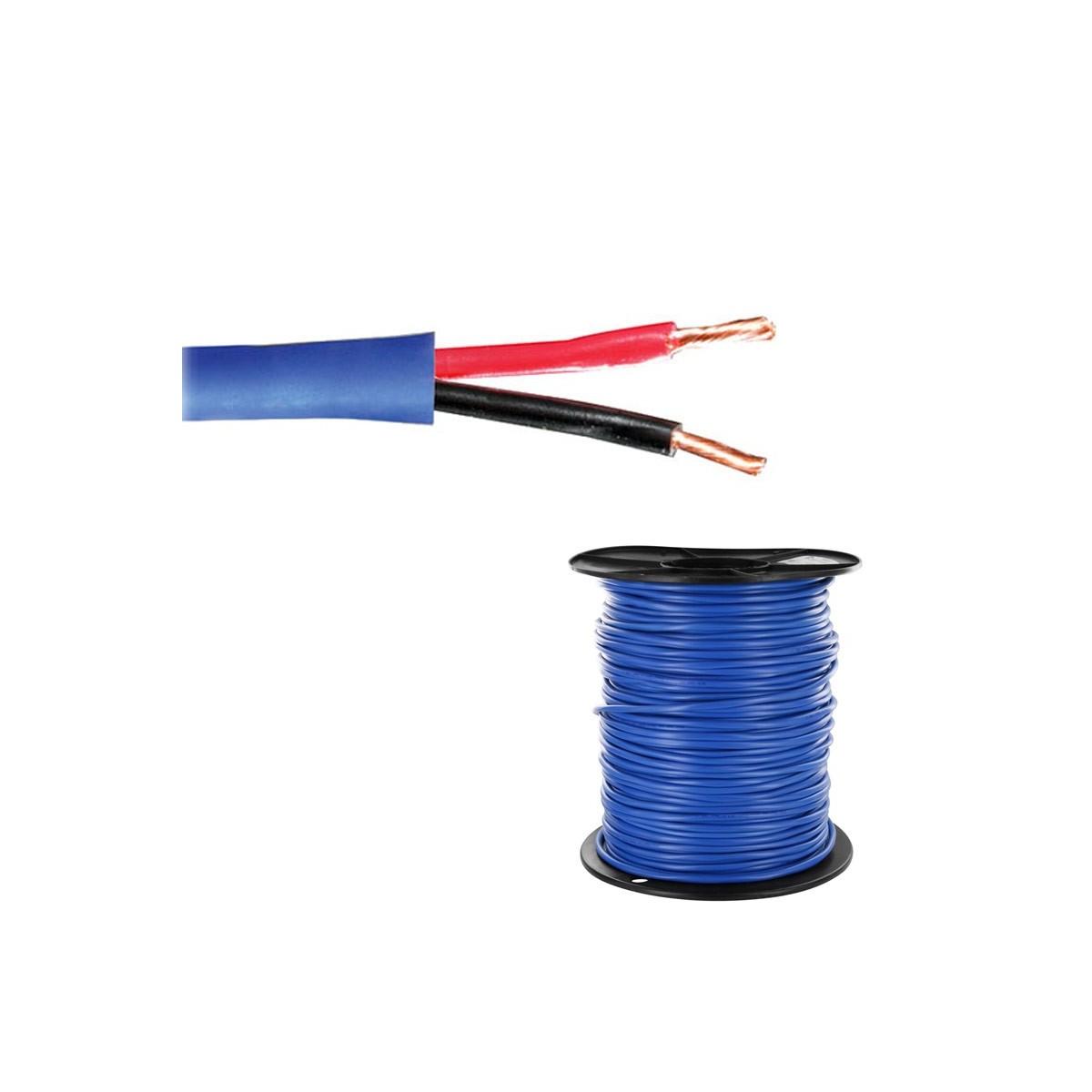 cable para decodificadores pe azul 2x2
