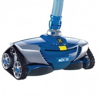 Zodiac robot piscina hidraulico mx8 (12x6m)