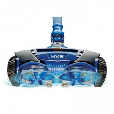 Zodiac robot piscina hidraulico mx9 (12x6m)