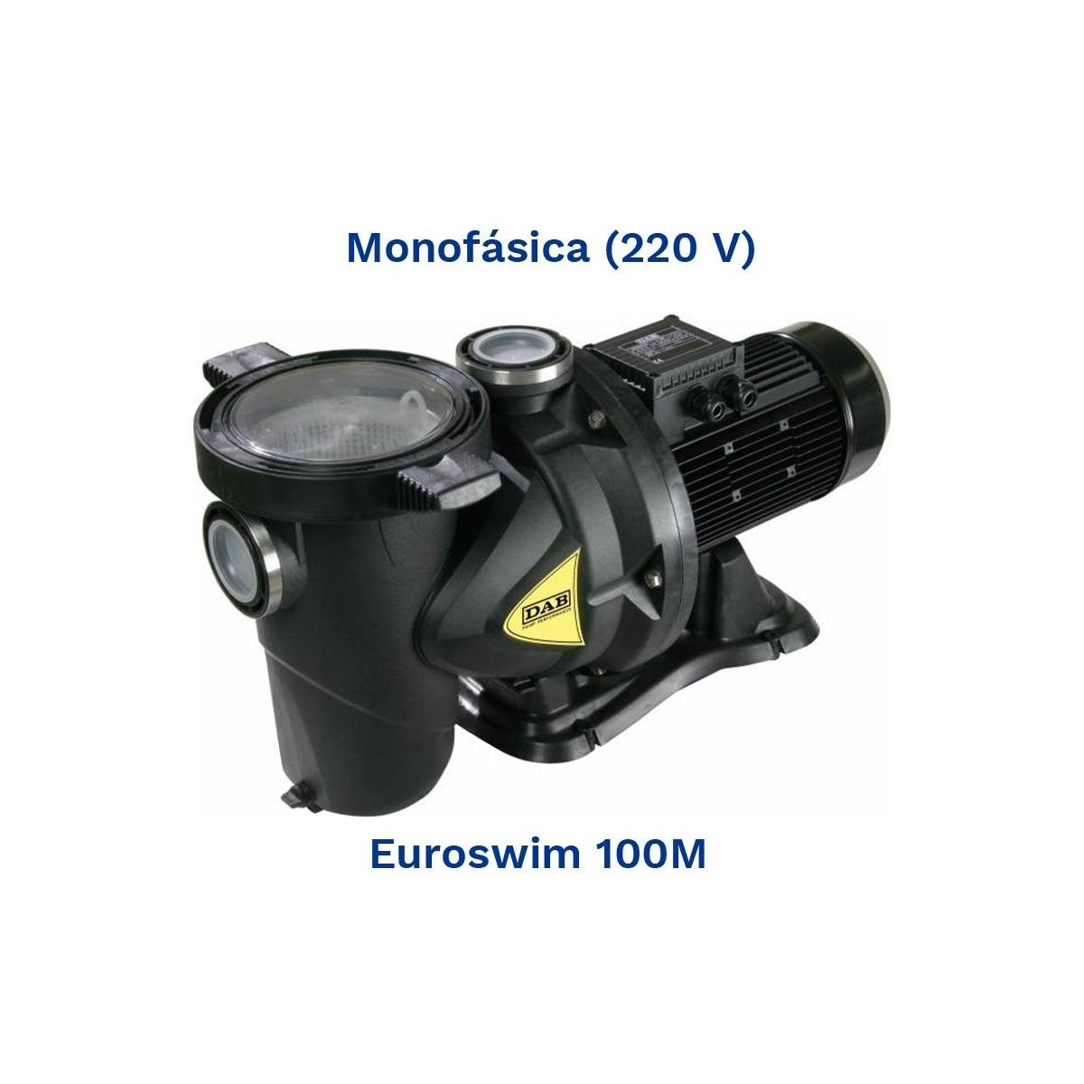 Dab bomba piscinas euroswim 100m (0
