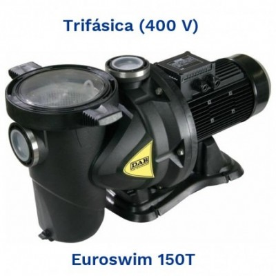 Dab bomba piscinas euroswim 150t (1
