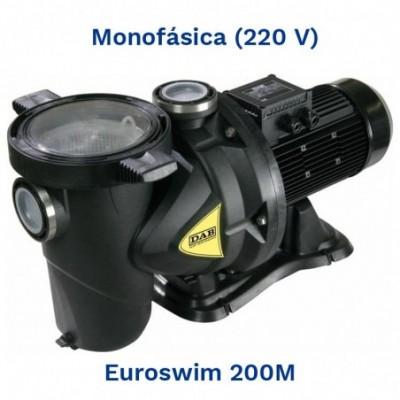 Dab bomba piscinas euroswim 200m (1