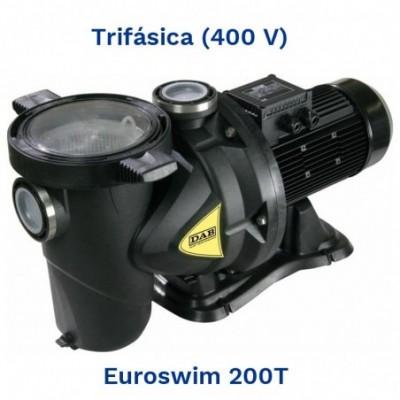 Dab bomba piscinas euroswim 200t (1