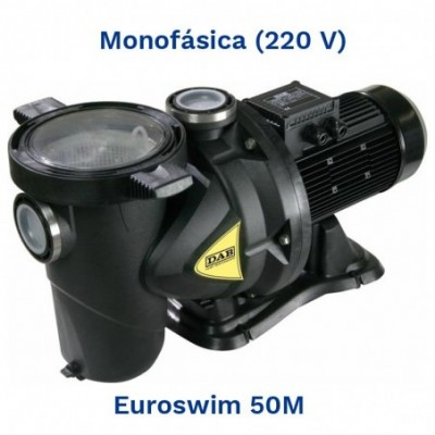 Dab bomba piscinas euroswim 50m (0