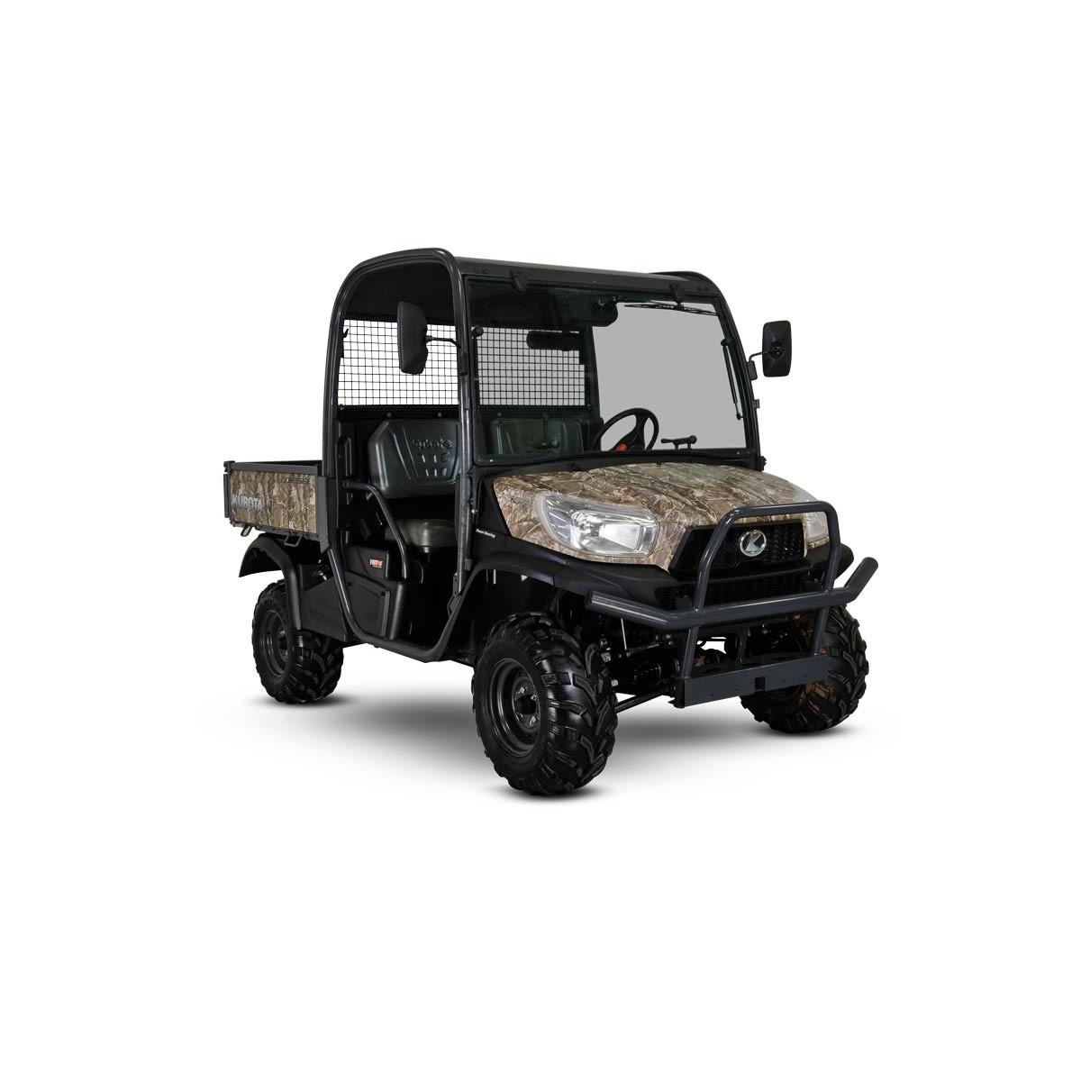 kubota vehiculo multiusos diesel (rtv-x900) 21cv cajon basculante 430l