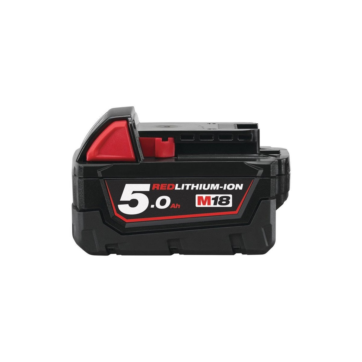 Bateria milwaukee m18 b5 18v 5ah eur/día