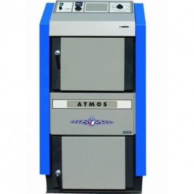 Atmos caldera gasificacion leña control electronico dc32s 35kw