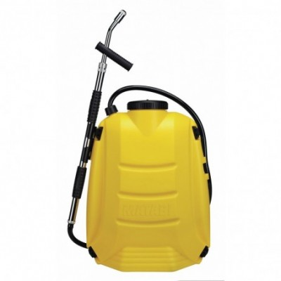 Matabi mochila extintora forestal 16 l amarilla (certificada)