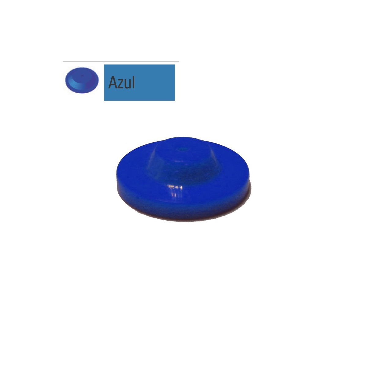 Matabi boquilla de disco azul hc 80/1.2/3