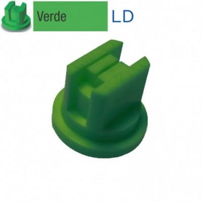 Matabi boquilla de abanico baja deriva verde ld 80/0.6/3