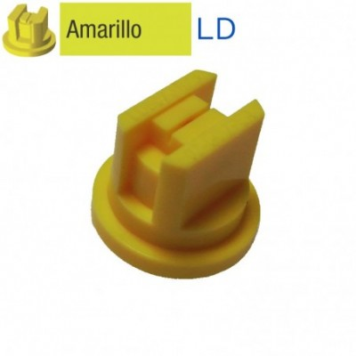 Matabi boquilla de abanico baja deriva amarillo ld 80/0.8/3