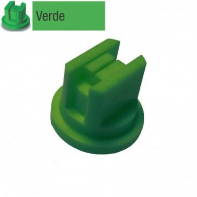 Matabi boquilla de abanico verde fe 80/0.6/3