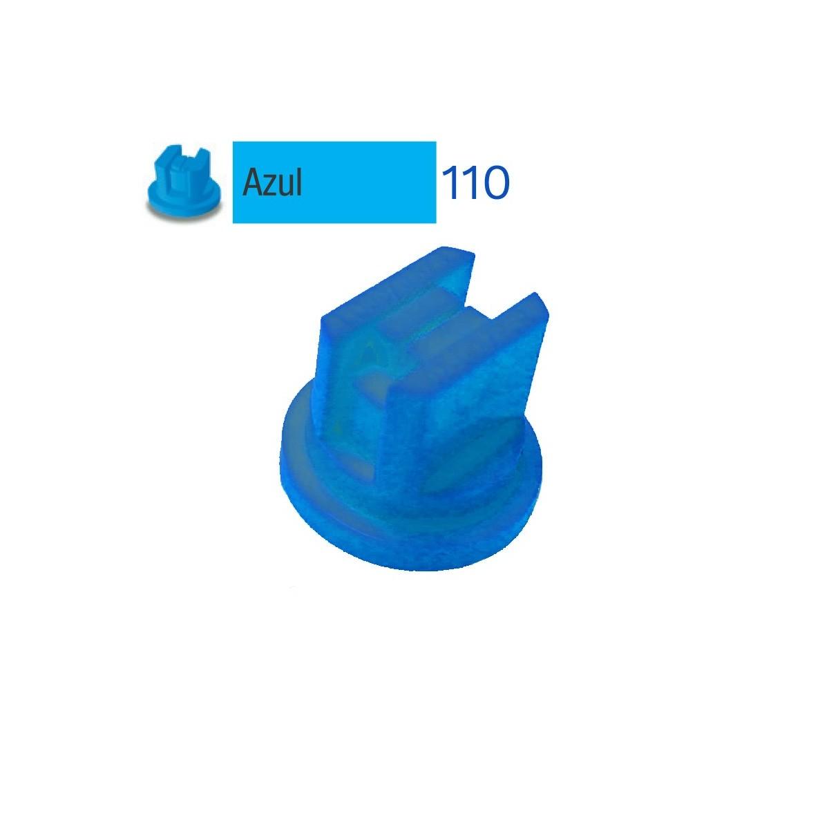 Matabi boquilla de abanico azul fe 110/1.2/3