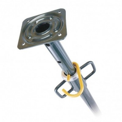 Puntal de obra tubo dn 48/40 1.6mm 3 mts eur/día