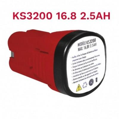 kpc bateria 16
