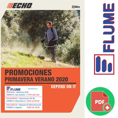 Folleto promociones ECHO Primavera Verano 2020