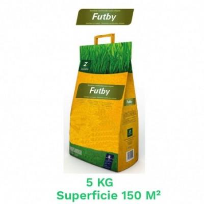 Saco 5 kg semillas cesped futby