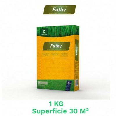 Caja 1 kg semillas cesped futby