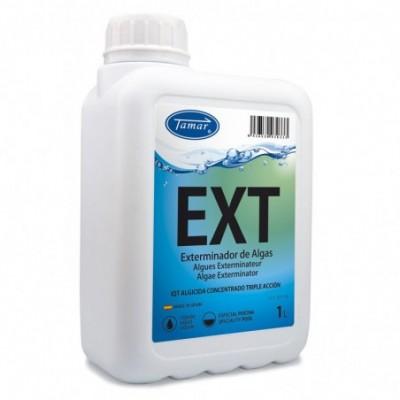 Exterminador de algas garrafa 1 l