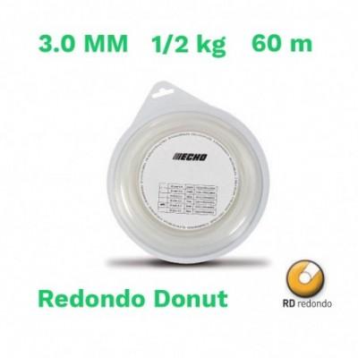 Echo hilo nylon redondo donut 3