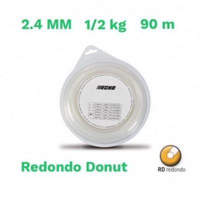 Echo hilo nylon redondo donut 2