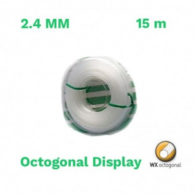 Echo hilo nylon octogonal display 2