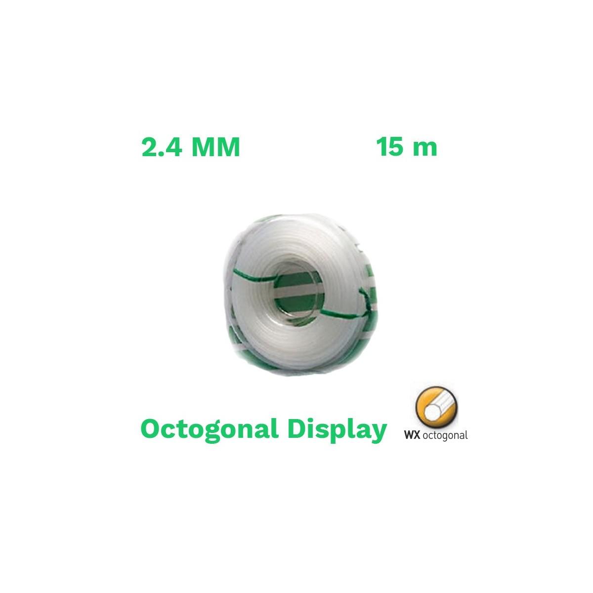 Echo hilo nylon octogonal display 2