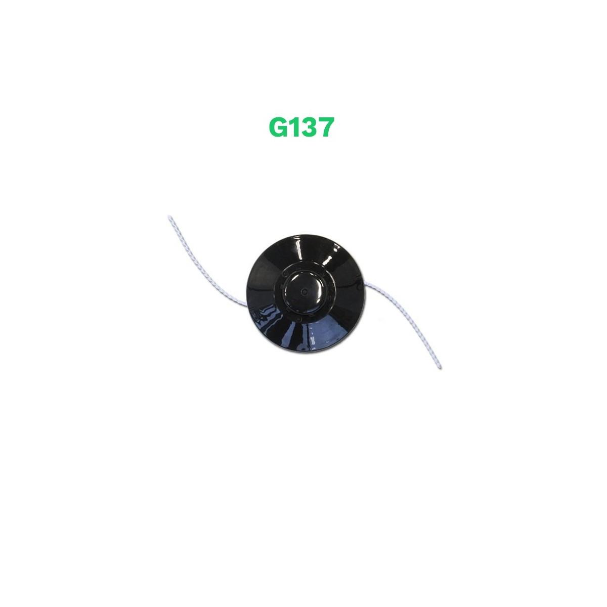 echo cabezal semiautomatico g137
