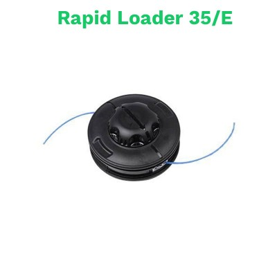 Echo cabezal semiautomatico rapid loader 35/e