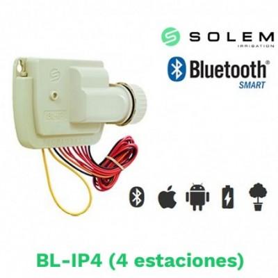 Modulo programador solem dc 9v bl-ip4 4 estaciones bluetooth