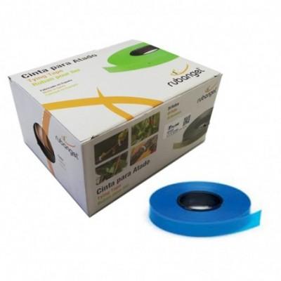 Caja 20 rollos cinta azul para atadora manual