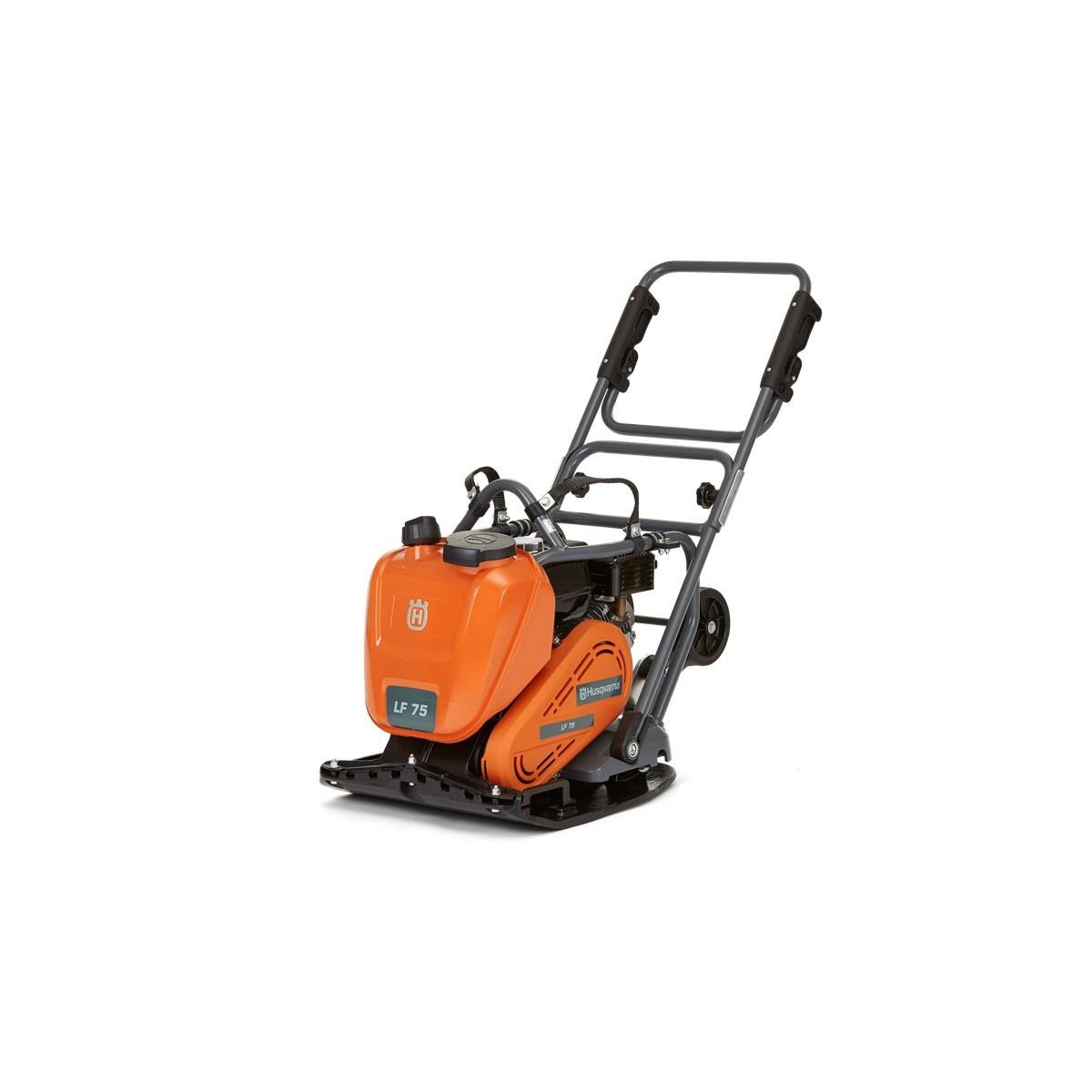 Husqvarna compactador bandeja vibradora 42x57 lf75 lat asfalto-tierra 95kg-3