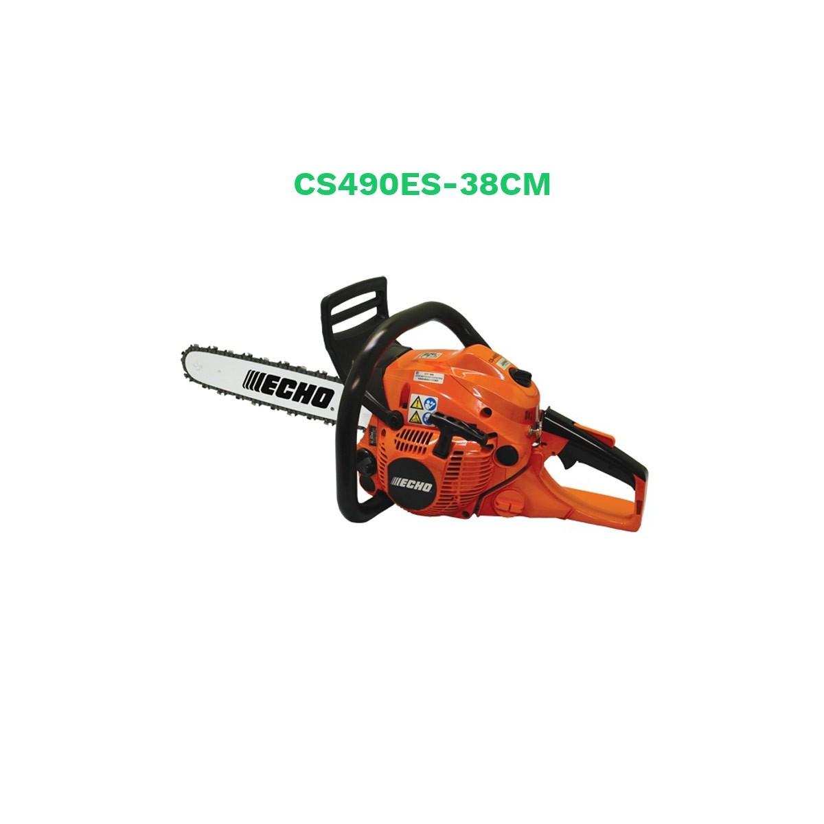 """Echo motosierra cs490es-38cm-0.325"""""""