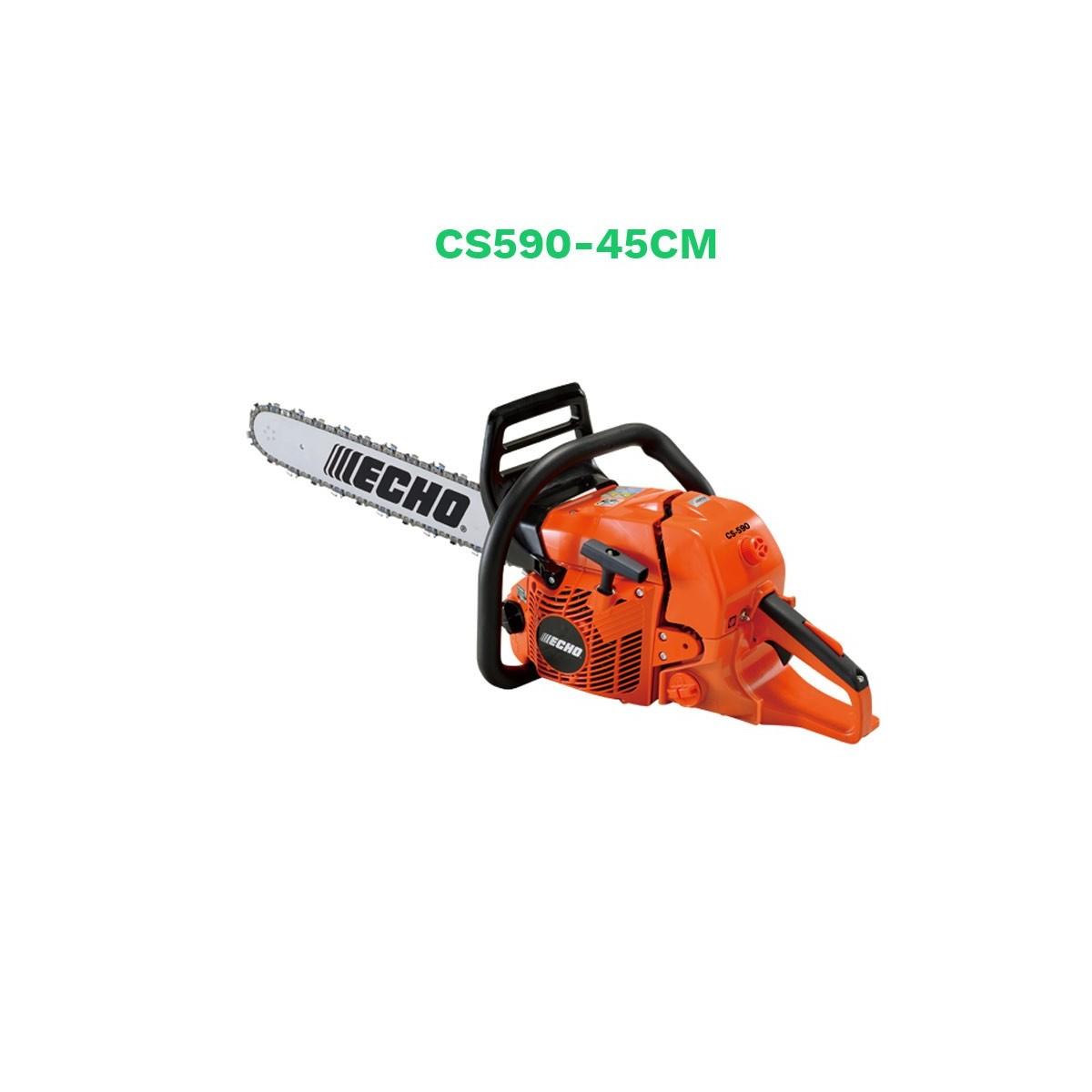 """Echo motosierra cs590-45cm-3/8"""""""