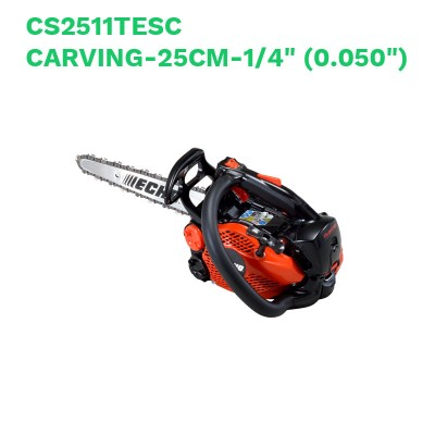 "Echo motosierra cs2511tesc carving-25cm-1/4"" ( 0.050"")"