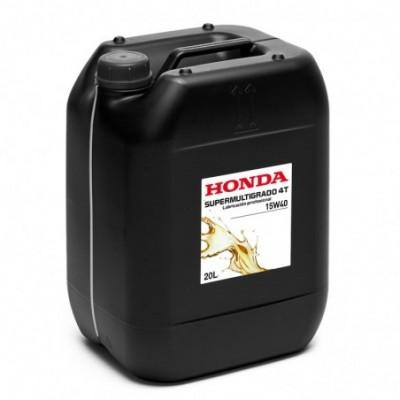 Honda aceite bidon 20 lt (supermultigrado 15w40) (sigaus incluido)