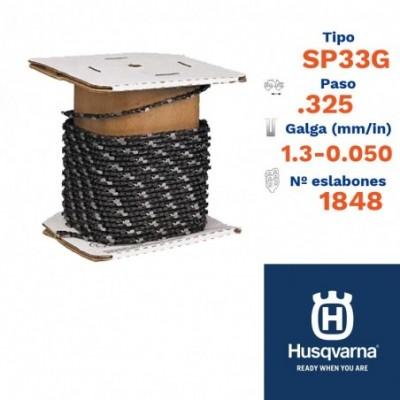 Husqvarna rollo de cadena sp33g 1