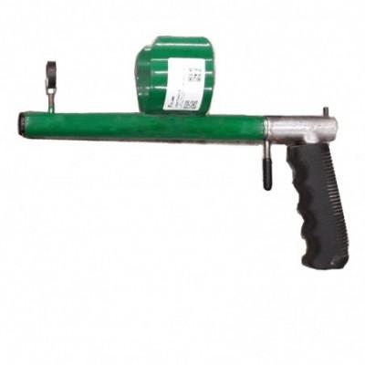 Pistola aplicacion pintura para botes spray marcador e/dia