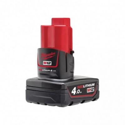 Bateria milwaukee m12 b4 4.0ah eur/día