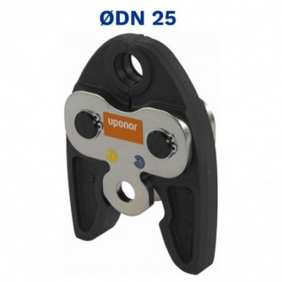 Accesorio mordaza uponor press u multicapa  dn 25 eur/día