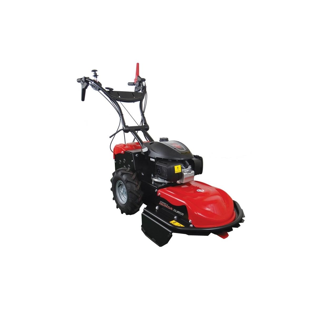 Honda desbrozadora de ruedas um530 autoprop. ancho 51cm