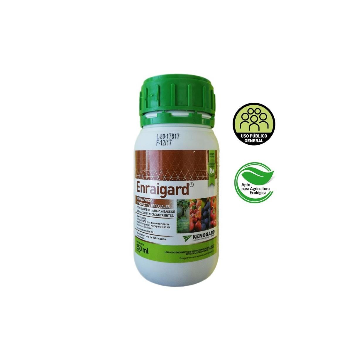 Enraizante enraigard 250ml (aminoacidos)