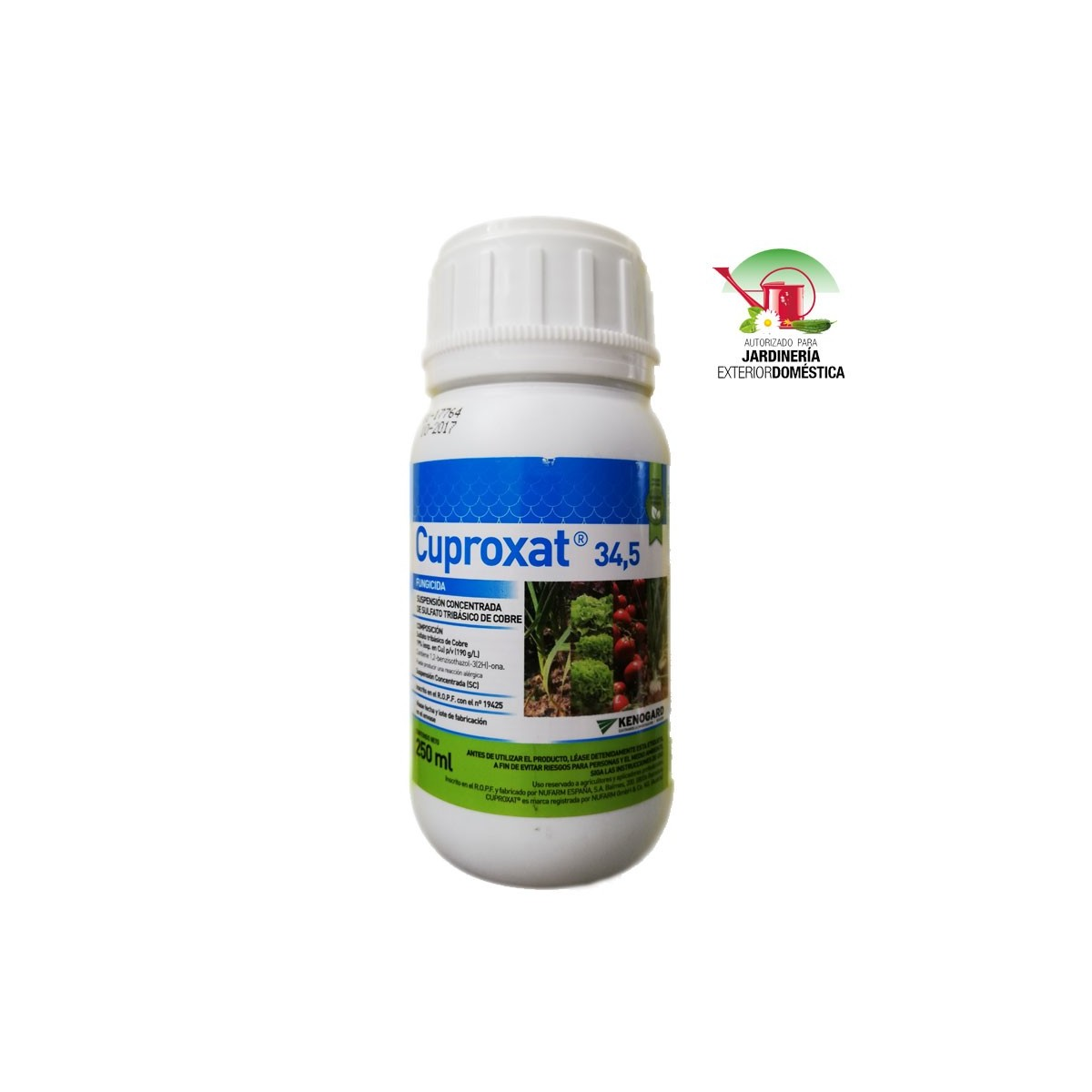 Fungicida cuproxat 34