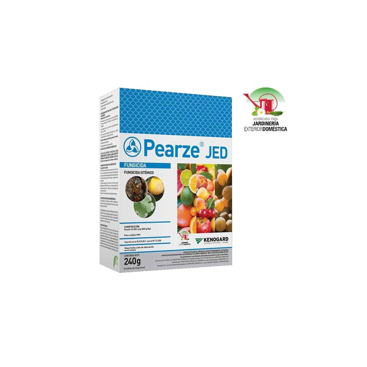 Fungicida pearze jed 240g (6x40g) (fosetil al)