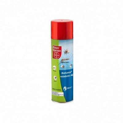 Bayer-sbm insecticida blattanex voladores aerosol 500ml
