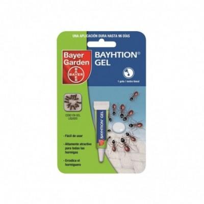 Bayer-sbm insecticida  baythion gel blister 4g